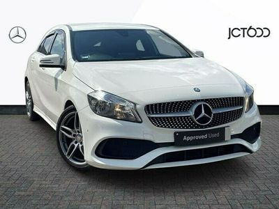 used Mercedes A200 A ClassAMG Line Executive 5dr 2.2