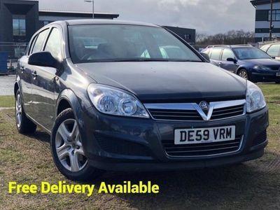 used Vauxhall Astra 1.4 i 16v Club 5dr
