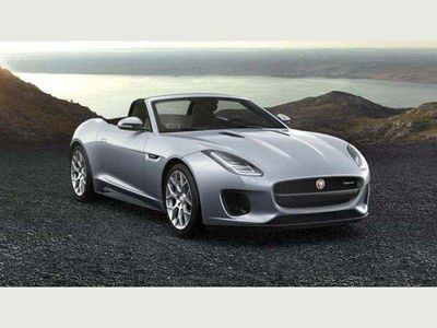 used Jaguar F-Type 3.0 V6 R-Dynamic Auto (s/s) 2dr