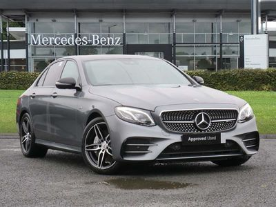 used Mercedes E53 AMG E Class4Matic+ Premium Plus 4dr 9G-Tronic Saloon 2019