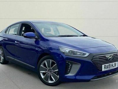 used Hyundai Ioniq Premium Se Hev S-A Hatchback
