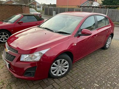 used Chevrolet Cruze 1.7 TD LS (s/s) 5dr