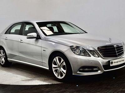 used Mercedes E350 E Class 3.0CDI BlueEFFICIENCY Avantgarde 7G-Tronic Plus (s/s) 4dr