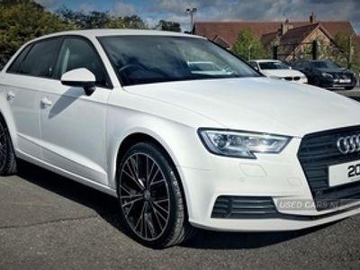 used Audi A3 SE TDI S-A