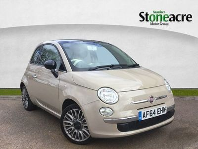 used Fiat 500 1.2 Cult 3Dr