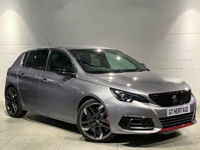 used Peugeot 308 1.6 GTI THP S/S BY PS 5d 270 BHP