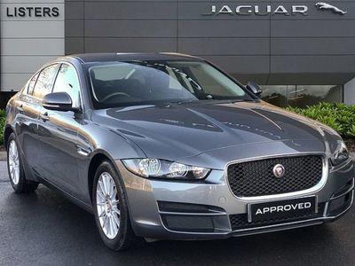 used Jaguar XE Diesel 2.0d SE 4dr Saloon 2019