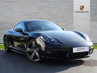 used Porsche Cayman 2.0 T 2Dr Pdk