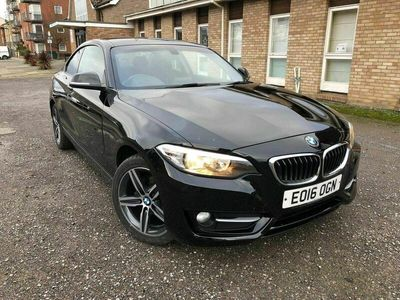 used BMW 218  2 Series 1.5 i Sport (s/s) 2dr