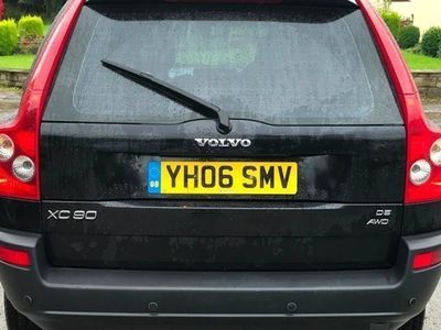 used Volvo XC90 Estate 2.4 D5 SE (185bhp) 5d Geartronic
