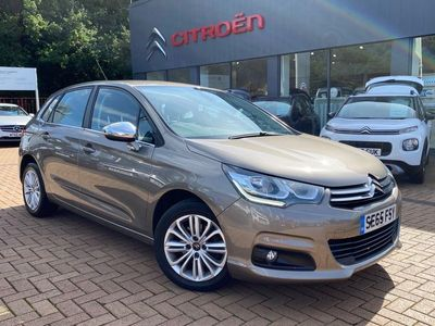 used Citroën C4 1.6 BlueHDi Flair (s/s) 5dr