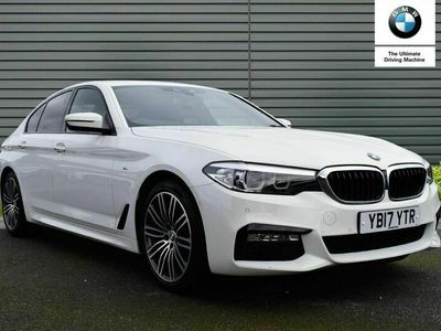 used BMW 520 d xDrive M Sport Saloon
