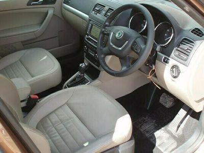 used Skoda Yeti Hatchback 1.2 TSI Elegance 5d DSG