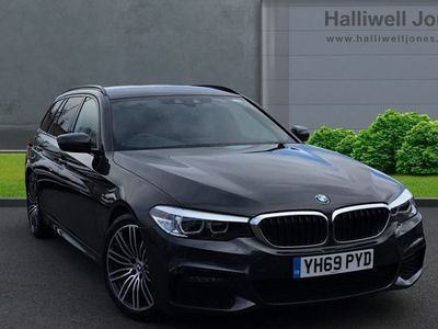 used BMW 520 5 SERIES 2019 Tremarl Industrial Estate d M Sport Touring