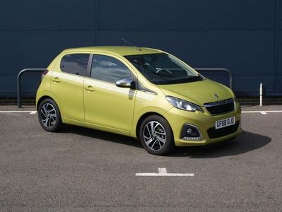 used Peugeot 108 1.0 Collection 5dr