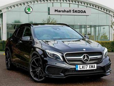 used Mercedes GLA45 AMG Gla[381] 4Matic 5dr Auto [Premium]