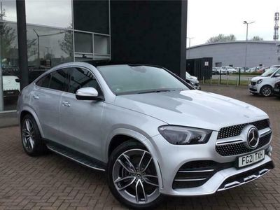 used Mercedes GLE400 GLE DIESEL COUPE4Matic AMG Line Premium + 5dr 9G-Tronic