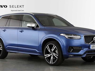 used Volvo XC90 II T5 AWD R-Design Pro Automatic, Xenium Pack, BLIS, Apple Car Play 2.0 5dr