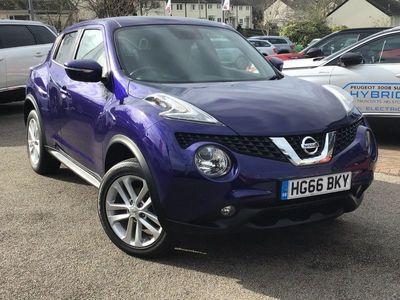 used Nissan Juke 1.5 Dci N-Connecta 5Dr