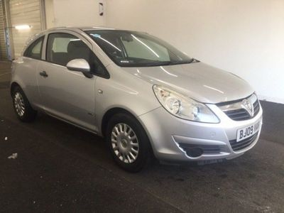 used Vauxhall Corsa 1.2 i 16v Life 3dr