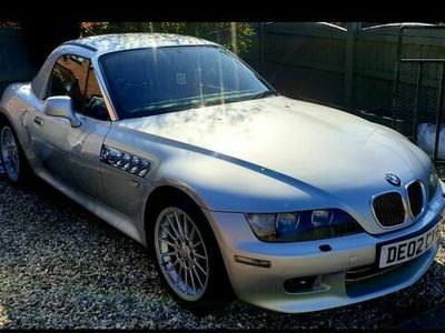 used BMW Z3 3.0 Roadster 2dr