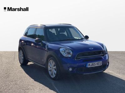 used Mini Cooper S Countryman 2.0 D ALL4 5dr