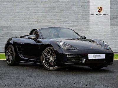 used Porsche 718 Boxster T