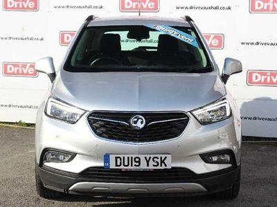 used Vauxhall Mokka X Design Nav 1.4i Turbo (140PS) S/S Ecotec FWD 5d
