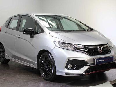 used Honda Jazz 1.5 I-Vtec Sport Navi 5Dr