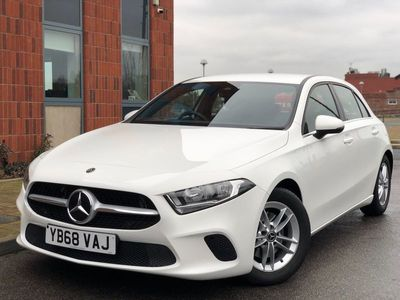 used Mercedes A180 A Class 1.3SE 7G-DCT (s/s) 5dr