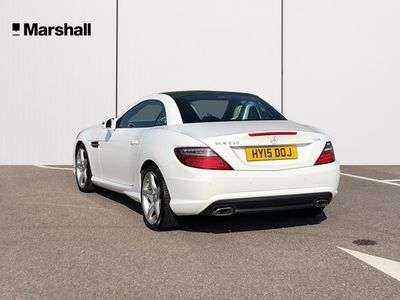 used Mercedes 250 SLK RoadsterCDI BlueEFFICIENCY AMG Sport 2d Tip Auto