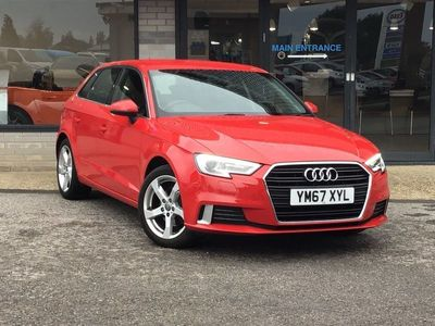 used Audi A3 1.5 Tfsi Sport 5Dr S Tronic