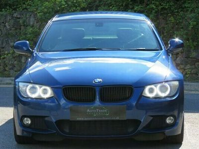 used BMW 325 3 Series 3.0 d M Sport 2dr Auto