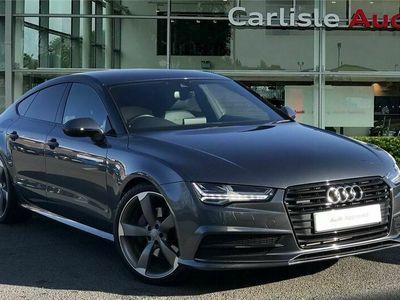 used Audi A7 Black Edition 3.0 TDI quattro 272 PS S tronic 5dr