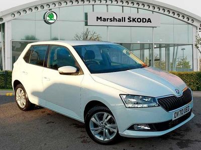 used Skoda Fabia 1.0 MPI (60ps) SE 5-Dr Hatchback 5dr
