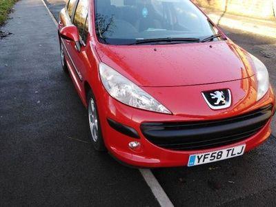 used Peugeot 207 1.4 Verve 5dr