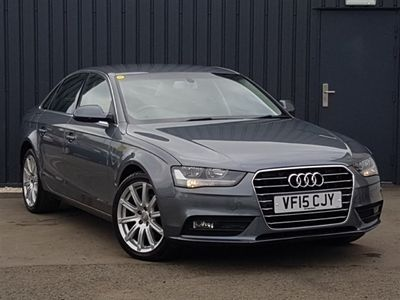 used Audi A4 2.0 Tdi 190 Se Technik 4Dr Multitronic