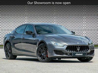used Maserati Ghibli Hybrid Sportivo 4dr Auto 2.0