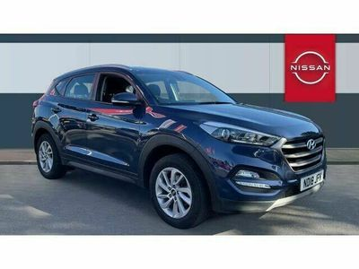used Hyundai Tucson 1.6 GDi Blue Drive SE Nav 5dr 2WD