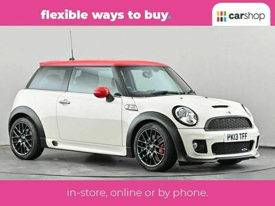 used Mini John Cooper Works Hatch 1.63dr [Chili/Media Pack] [SS] Leather Seats