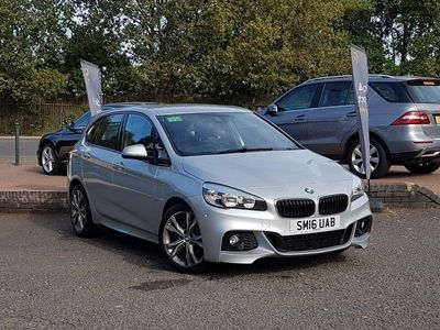 used BMW 218 2 Series d M Sport 5dr