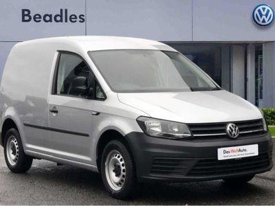 used VW Caddy 2.0 TDI BMT 102PS Startline Business Van Van, 2018 (18)