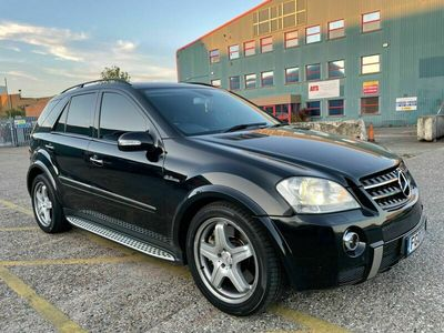 used Mercedes ML63 AMG M Class 6.3AMG 7G-Tronic 5dr