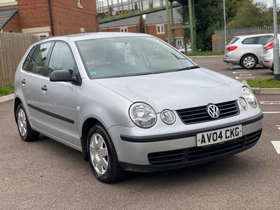 used VW Polo 1.2 Twist 5dr