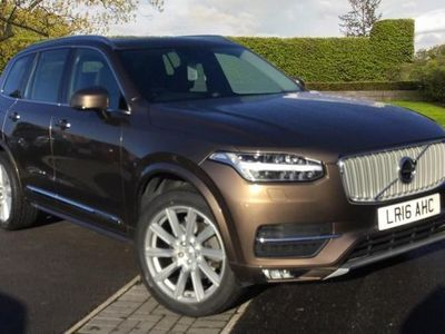 used Volvo XC90 2016 Stockport 2.0 T6 Inscription 5Dr Awd Geartronic