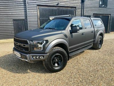 used Ford F-150 4dr