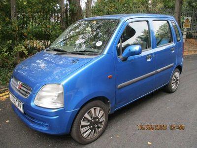 used Vauxhall Agila 1.2 i 16v 5dr