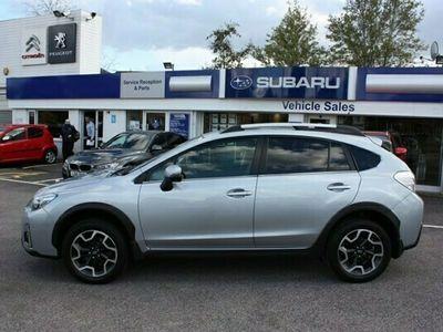 used Subaru XV 2.0 I SE PREMIUM 5d 150 BHP
