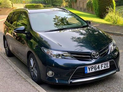 used Toyota Auris 1.4 D-4D Icon+ Touring Sports (s/s) 5dr