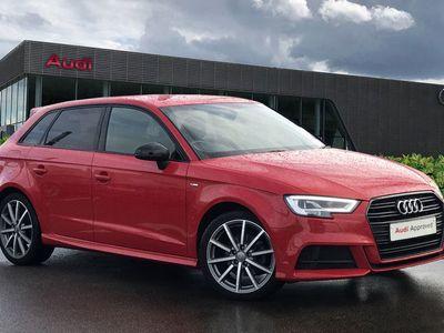 used Audi A3 1.5 Tfsi Black Edition 5Dr